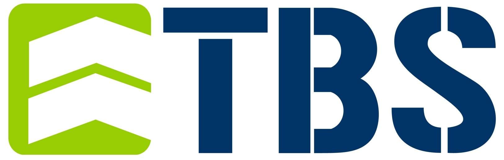 TBS logo trim