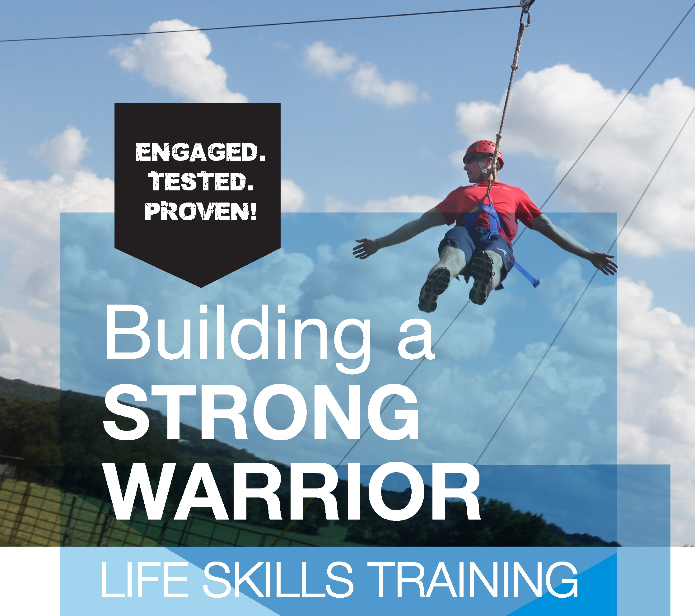 Building a Strong Warrior Life Skills Training